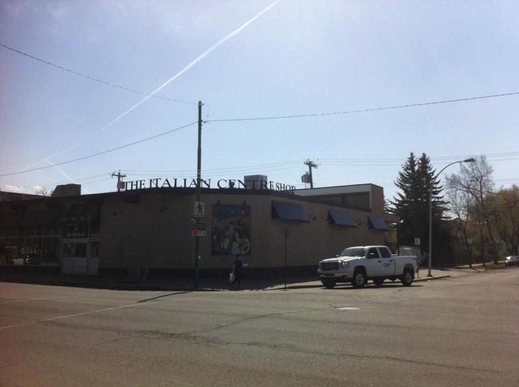 The Italian Centre, Edmonton
